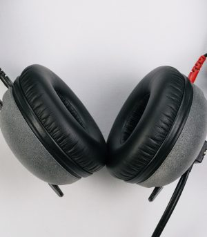 Sennheiser HD25 Yaxi Earpads Leather CUSTOM MOD