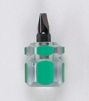 dome screwdriver flat small