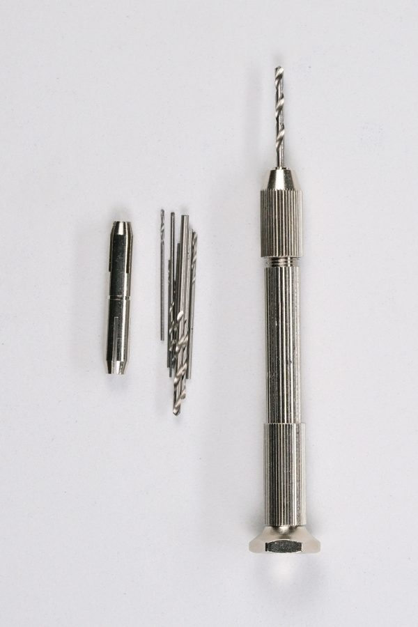 basic hand drill set 2mm parts